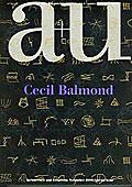 『a+u』臨時増刊 セシル・バルモンド