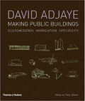David Adjaye Making Public Building