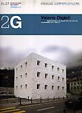 2G No.37/ Valerio Olgiati