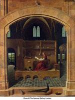 「聖ジェロームの書斎」