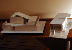 『神宮前の住宅』