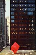 イサム・ノグチ《赤い立方体》