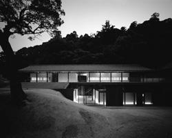 『池田山の住宅』
