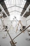 〈アート〉、ジャルディーニ、イタリア館、アイ・ウエイウエイ/ヘルツォーク&ド・ムーロン展(建築家別出展)