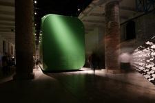 〈アート〉、アルセナーレ、マッシミリアーノ・フクサス展(建築家別出展)