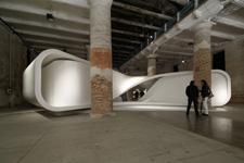 〈アート〉、アルセナーレ、UN STUDIO展(建築家別出展)