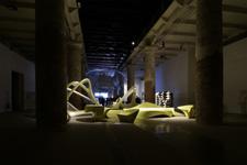 〈アート〉、アルセナーレ、ザハ・ハディド展(建築家別出展)