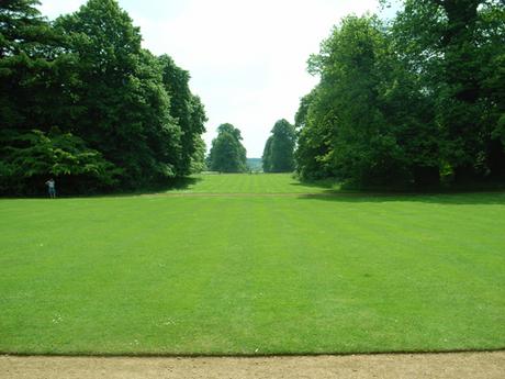 128 英国の庭園