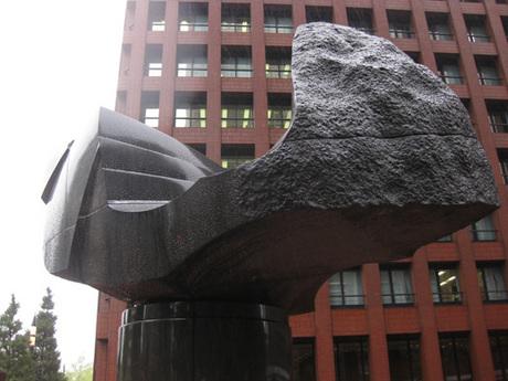 131 流政之の彫刻