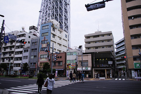 167 押上界隈──《東京スカイツリー》以後