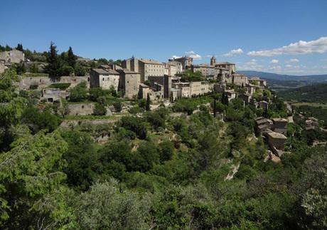 169 ゴルド、ルシヨン──フランスの最も美しい村