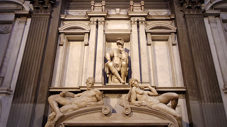 最終回 フィレンツェのミケランジェロ建築[79点収録]